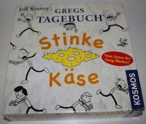 Gregs Tagebuch Stinke Käse - tolles Spiel zu den Büchern von Kosmos UNGESPIELT