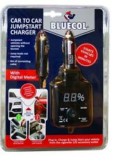 12v Car to Car Jumpstart Booster From Cig Lighter Socket No Jump Leads Needed