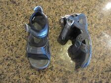 Grendene Rider Sandals  Black 12 EU 30 boys toddler  adjustable hook & loop