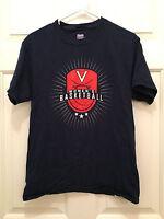University of Virginia Cavaliers Women's Basketball Team Issued T-Shirt Medium