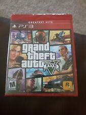 New listing Grand Theft Auto V (PlayStation 3, 2013)