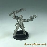 Metal Colonel Straken Catachan Imperial Guard - Warhammer 40K X2052