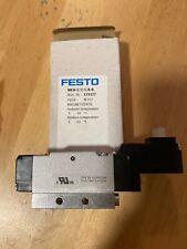 New FESTO MEH-5/2-1/8-B 173127  Solenoid valve