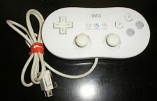 Nintendo Wii Classic Controller RVL-005 VG Shape INCLUDES EXPEDITED SHIPPING