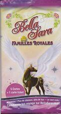 BOOSTER BELLA SARA - EDITION FAMILLES ROYALES - NEUF - 5 CARTES -