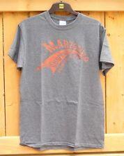Genuine Marzocchi Vintage T-Shirt, Medium, Grey/Brown, Brand New