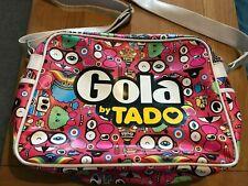 Vintage Gola By Tado Mensajero/Gimnasio/Bolsa De Deportes