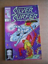 SILVER SURFER #19 1989  Marvel Comics  [SA38]