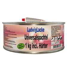 Universal Spachtel 1 kg  & 20 gr. Härter