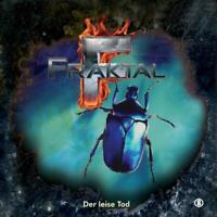FRAKTAL - DER LEISE TOD  FOLGE 8  CD NEW LERF,PETER