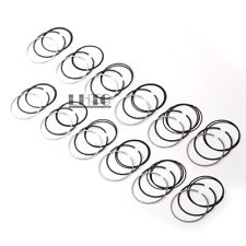 Piston Rings Set 12x Cyl STD For Mercedes-Benz W220 W221 C216 S600 CL600 5.5 V12