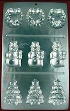 Wilton ***Christmas Theme*** 1986 Minicake Pan #2105-112
