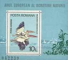 Timbre Oiseaux Roumanie BF141 ** lot 28531