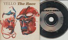 Yello  CD-SINGLE  THE RACE  © 1988  CARDSLEEVE   13:22 min