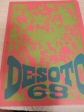 Memphis State University 1968 Desoto Year Book