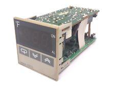 OMRON E5CS-R1KJX-F TEMPERATURE CONTROLLER 1/16 DIN, 100-240VAC, E5CSR1KJXF
