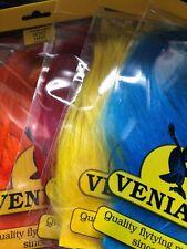 Veniard Premium Grade X Long & Strong Mountain Goat Hair for Tubes & Lures