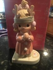 Precious Moments Figurine -  lcs 878944, On A Scale From 1 To 10 You Are The Dee