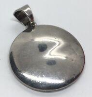 Silpada Sterling Silver Necklace 925 Pendant Signed Designer Modernist