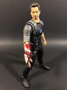 SH FIGUARTS IRON MAN 3 TONY STARK US SELLER AUTHENTIC FIGURE AVENGERS