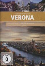Faszinierende Weltstädte Verona , DVD , Neu , Reiseführer , Dokumentation