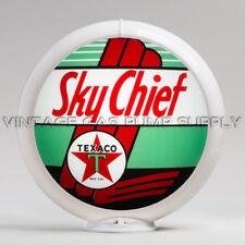 "Gas Pump Globe Texaco Sky Chief 13.5"" (G196)"