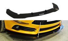 FRONT RACING SPLITTER V.1 FORD FOCUS MK3 ST PREFACE (2012-2014)