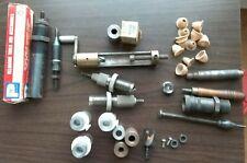 Estate Lot Precision Reloading Dies Bullet Ammo Ammunition Eqpt Tools Assortment