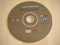 wolfgang amadeus mozart DVD don giovanni opera lirica opernhaus zurich del prado