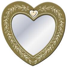 Rustic Heart Fashion Mirror