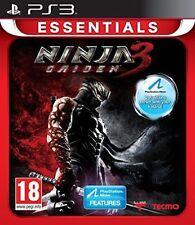 Ninja Gaiden 3 Essentials - PlayStation Ps3 Delivery
