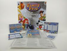 Disney Edition Family Feud Game by Cardinal 2016  Complete and NICE