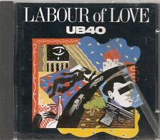 CD ALBUM 10 TITRES--UB40 / UB 40--LABOUR OF LOVE--1983