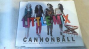 LITTLE MIX - CANNONBALL - 4 TRACK CD SINGLE