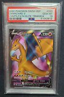 PSA 10 Pokemon Champions Path Charizard V Promo Elite Trainer Box #050 GEM MINT