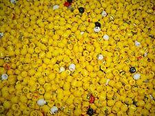 Lego Kopf, Köpfe, 100 Stück, aus verschiedenen Themen**