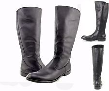 NEW BOC Womens Mylan leather Boot Black Color Size 7.5 W Was $190