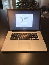 "MacBook Pro 15"", Late 2008; 2,4 GHz Intel Core 2 Duo; 8 GB RAM (A1286)"