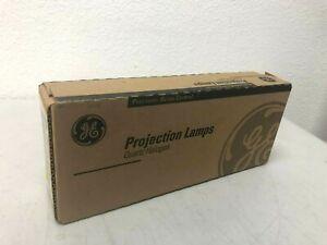 Box of 10 GE ENX-5  36V 360W Projection LAMPS Quartz Halogen Precision Beam