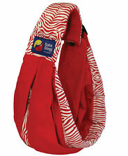 Brand New Baba Sling Baby Carrier Boutique Red Tiger