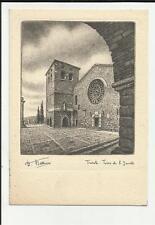 VECCHIA CARTOLINA ARTISTICA DI BELLINI TRIESTE 69596