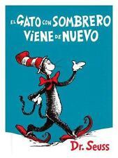 El Gato con Sombrero Viene de Nuevo! by Dr. Seuss (2004, Hardcover)