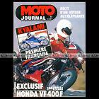 MOTO JOURNAL N°597 HONDA VF 400 SUZUKI GR 650 YAMAHA YZ 250 XT 550 XS 1100 1983