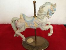 Willitts Porcelain Carousel Horse Group Ii Design