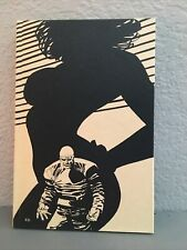 Sin City A Dame to Kill For Book by Frank Miller 1994, Hardcover