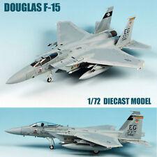 DOUGLAS F-15 Jet Fighter 1/72 diecast plane model aircraft Hobby Master
