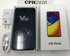 Unlocked LG V35 ThinQ 64GB (Latest Model) LM-V350AWM AT&T GSM Phone
