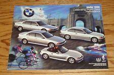 Original 1996 BMW Full Line Deluxe Sales Brochure 96 Z3 Roadster