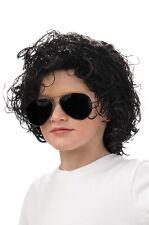 Brand New Michael Jackson Curly Child Wig