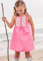 Matilda Jane Dazzling Dream Dress Girls Size 6 8 New In Bag Pink Easter